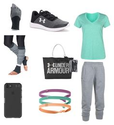 """""""#Underarmour"""" by omaimamassher on Polyvore featuring Under Armour"""