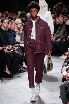 Julien David Fall 2016 Ready-to-Wear Fashion Show