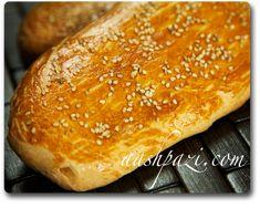 Shirmal, Sheermal Bread - persian sweet bread