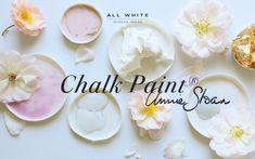 All White è rivenditore autorizzato di Chalk Paint®, la più famosa pittura Shabby del mondo, attacca su tutto senza carteggiare.