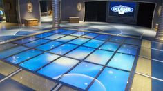 Play Floor in Oceaneer Club, Disney Fantasy – What if the Disney Cruise Line Went Freaky on Fridays? | Popular Cruising (Image Copyright © Jason Leppert)