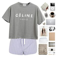"""""""twist of separation"""" by karm-a ❤ liked on Polyvore featuring Topshop, Chicnova Fashion, Crate and Barrel, Muji, H&M, MAC Cosmetics, Alessi and Sabre"""