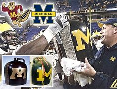 battle for the golden egg football | Football Universitaire : rivalry college football