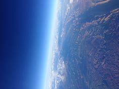 level 29,000 feet approaching Colorado.
