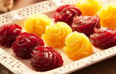 Receitas típicas de Festa Junina: Docinho de batata doce e beterraba