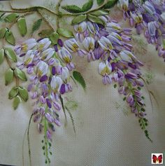 schumacher embroidered wisteria silk - Yahoo Image Search Results