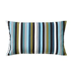 Åkermadd pillow from Ikea - starting point for living area colors