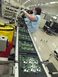 Raspberry Pi: Inside the Pi factory, Wales, United Kingdom