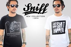 SNIFF new collection july 2014