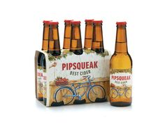 Little Creatures Pipsqueak Cider by Braincells , via Behance