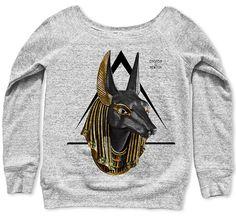 ANUBIS Women Sweater grey - EINSTEIN & NEWTON