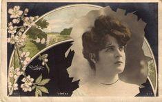 Véréna.  Reutlinger Postcard.  SIP Series 943