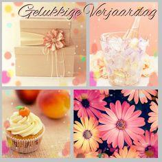 Happy Birthday Dutch Happy 2nd Birthday, Happy Birthday Messages, Birthday Images, Birthday Quotes, Birthday Greetings, Birthday Cake, Birthday Collage, Bday Cards, Wish Quotes