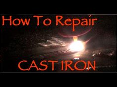 This is a three-part mini-series I put together to help anyone with *some* welding experience complete their first Cast Iron repair job. Enjoy! :) Interested...
