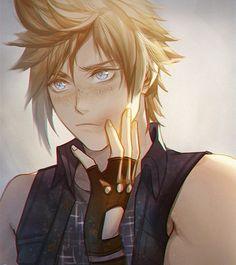 Prompto  ♡ Final Fantasy XV