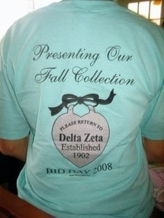 Love this with either Alpha Sigma Tau or just Alpha Tau
