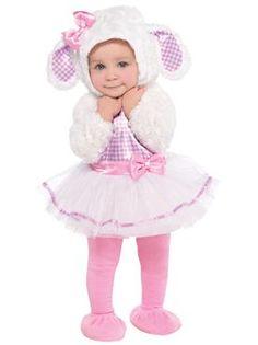 Baby Little Lamb Costume by Fancy Dress Ball
