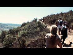 Hiking at Bishops Peak