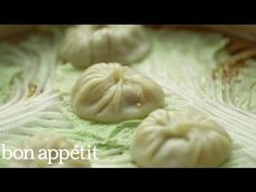 How to Make Soup Dumplings   Bon Appetit - YouTube