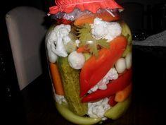 Šareno povrće za zimu