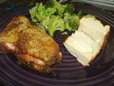 24/7 Low Carb Diner: Coconut Bread Mix in blender?