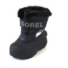 Sorel Snow Commander, Bottes de Neige Mixte Enfant