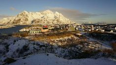 Lofoten of course!