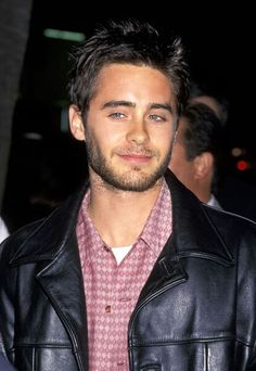 Very young Jared Leto