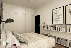 Sypialnia styl Skandynawski - zdjęcie od design me too