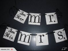 Mr and Mrs wedding prop/banner for sale on Trade Me, New Zealand's auction and classifieds website Wedding Props, Mr And Mrs Wedding, Banner, Arts And Crafts, Auction, Wedding Inspiration, Party, Banner Stands, Wedding Accessories