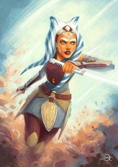 Marvel Movie Posters, Disney Movie Posters, Classic Movie Posters, Star Wars Fan Art, Star Wars Meme, Star Wars Rebels, Film Movie, Poster Art, Ahsoka Tano