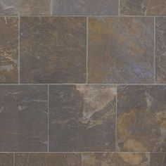 Slate Multicolor Porcelain Tile - 13in. x 13in. - 912102002 | Floor and Decor