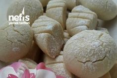 10 Minuets : Patisserie Style Cookies with 3 Ingredients 3 Ingredients, Hamburger, Bread, Cookies, Easy, Food, Style, Kitchens, Recipies