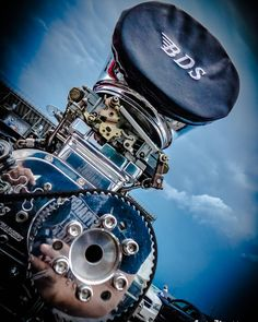 This #motor is such a #beast. #SizeMatters #Blower #Heaven.  Automutt.co