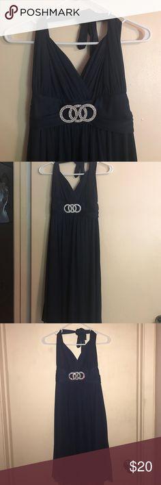 Dress Nice party dress ( navy blue) Dresses Backless