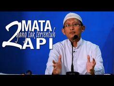 Ceramah Islam: 2 Mata Yang Tak Tersentuh Api - Ustadz Badru Salam, Lc - YouTube