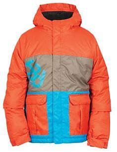 38d28ee6 686 Elevate Jacket - Boys' Kids Ski Gear, Kids Skis, Junior Boys Clothing