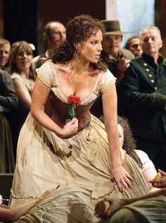 """My role Nr.1..You must have a sould for this..not just """"voice"""".. Elina Garanca singing Carmen"""
