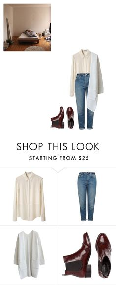 """noora"" by asmin ❤ liked on Polyvore featuring T By Alexander Wang, Topshop, noora and skam"