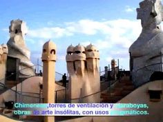 ▶ La Pedrera de Gaudí, en Barcelona - YouTube Spanish Classroom, Teaching Spanish, Latin American Culture, La Pedrera, Barcelona, Spanish Art, Antoni Gaudi, Art History, Videos