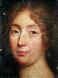 Madame de Sevigne (1626-1696), late 17th century, follower of Pierre Mignard