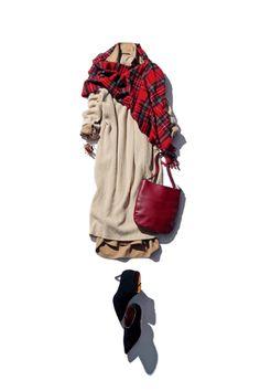 ファッション/明日、なに着る? 「...|働く女性のおしゃれを磨くファッション誌「BAILA(バイラ)」の公式サイト「@BAILA(アットバイラ)」|HAPPY PLUS(ハピプラ)