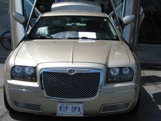 Bentley With Lambo Doors
