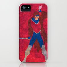 Gambit iPhone Case by Young Jake - $35.00