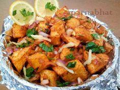 Dilli Style Aloo chaat
