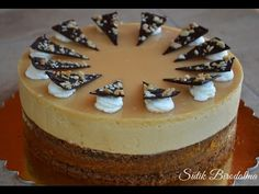 Discover recipes, home ideas, style inspiration and other ideas to try. Oreo Torta, Hungarian Cake, Cookie Recipes, Dessert Recipes, Mousse Cake, Tea Cakes, Cakes And More, Gyaru, Sweet Recipes