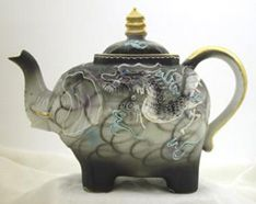 Dragonware teapot and my next conquest...