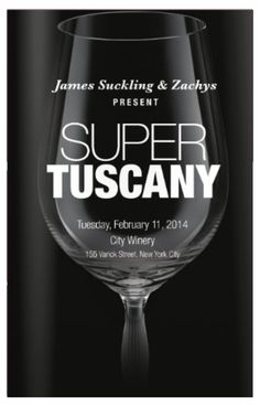 #KatieSheaDesign ♡❤ ❥▶ Enjoyed #SuperTuscany presented by #JamesSuckling & #Zachys #NYC at #CityWinery: #Wine
