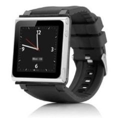 iWatchz Q Series watchband for iPod nano - Apple Store (U. Ipod Nano Watch, Nano 6, Consumer Products, Cool Tools, Cool Watches, Tech Accessories, Watch Bands, Apple Watch, Bluetooth