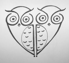 "need to get half this tat and have my sister get the other half. love!  OMG!!! kelly--this is too cute!!!  we could get the owls sitting on a branch that says ""sisters""!"